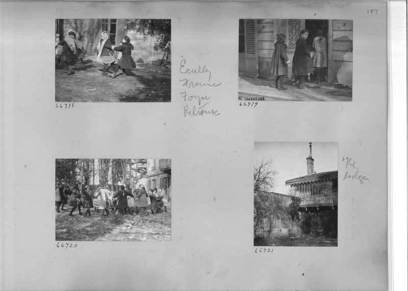 Mission Photograph Album - Europe #05 Page 0187