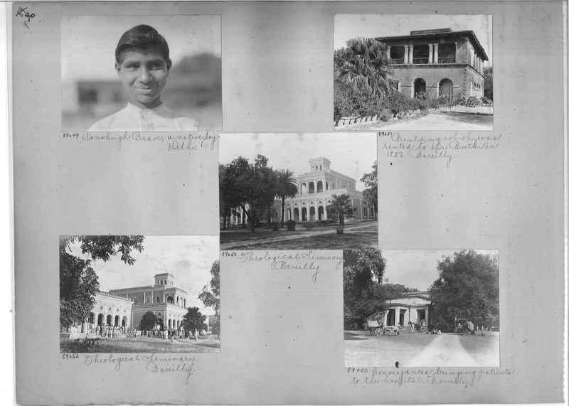 Mission Photograph Album - India #10 Page 0090