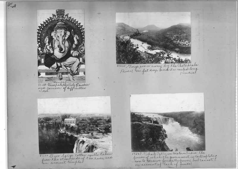 Mission Photograph Album - India #10 Page 0048