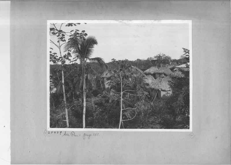 Mission Photograph Album - Panama OP #01 0081
