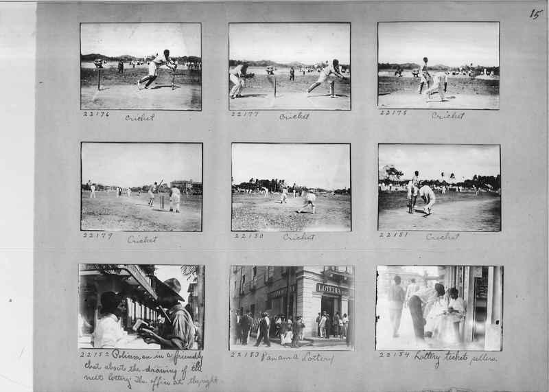 Mission Photograph Album - Panama #02 page 0015