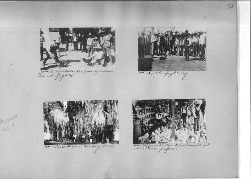 Mission Photograph Album - Mexico #04 page 0075