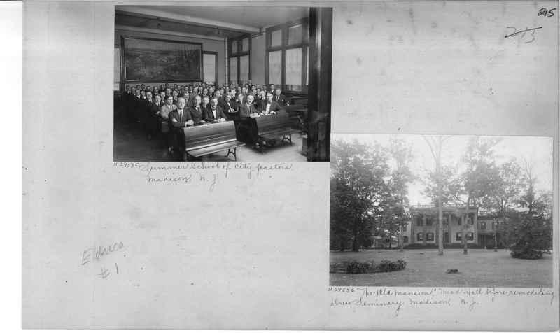 Mission Photograph Album - Education #1 page 0215