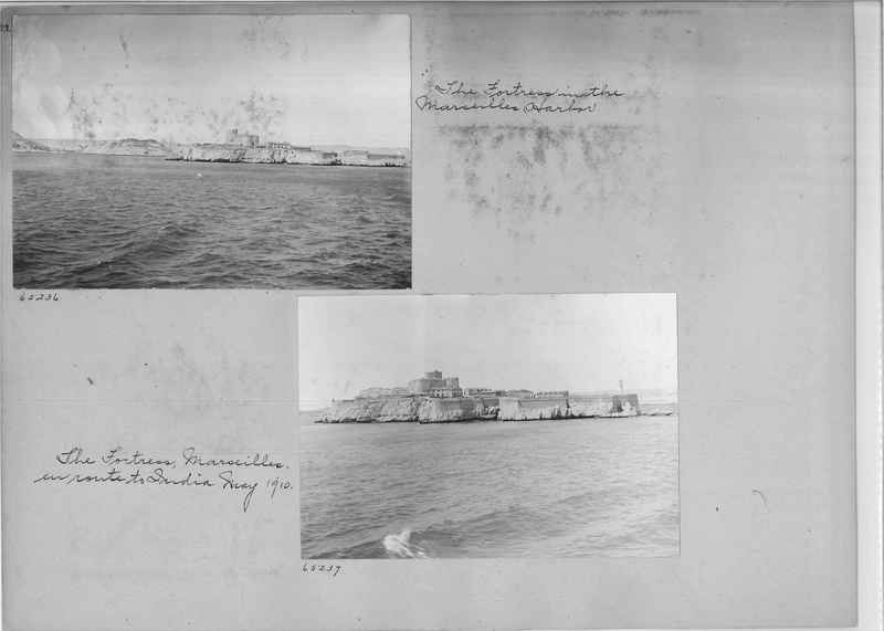 Mission Photograph Album - Europe #05 Page 0022