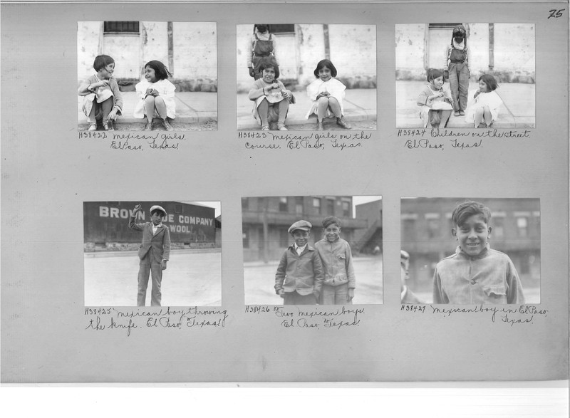 Mission Photograph Album - Latin America #2 page 0025