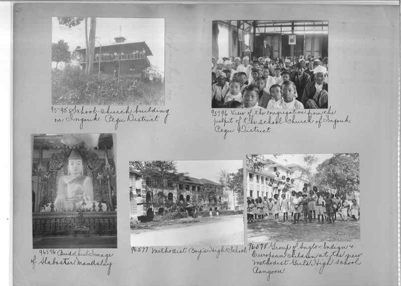 Mission Photograph Album - Burma #2 page 0032