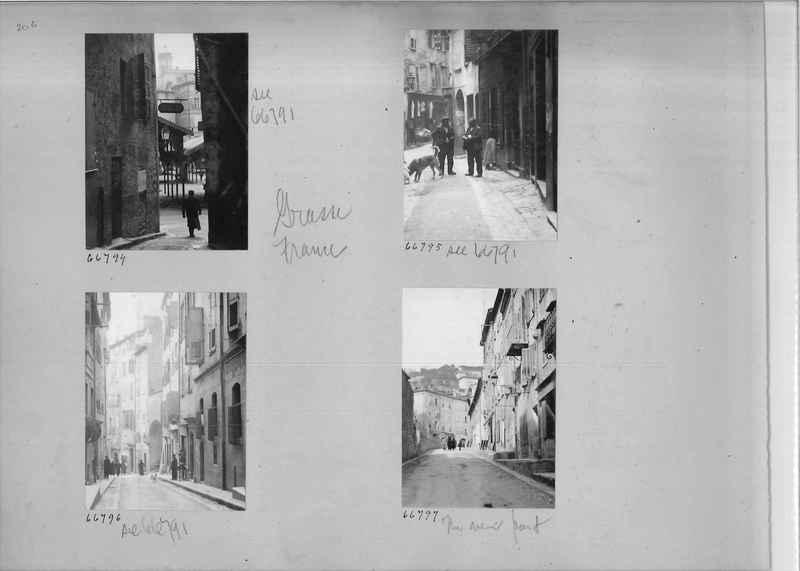 Mission Photograph Album - Europe #05 Page 0206