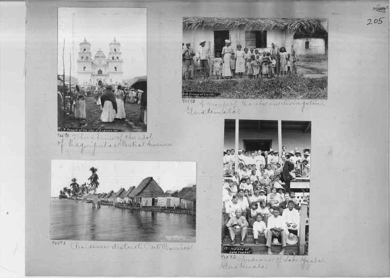 Mission Photograph Album - Panama #04 page 0205