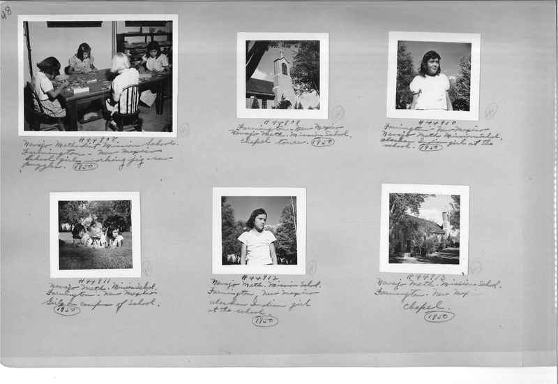Mission Photograph Albums - Indians #3 Page_0048