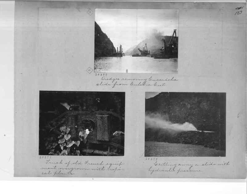 Mission Photograph Album - Panama #1 page  0127