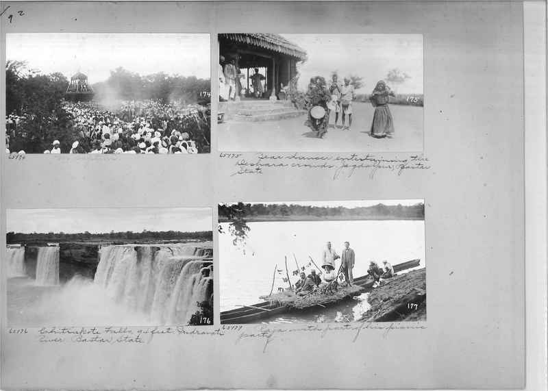 Mission Photograph Album - India #08 Page 0092