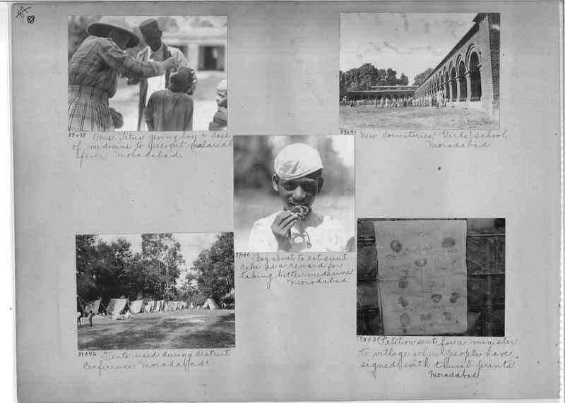 Mission Photograph Album - India #10 Page 0088