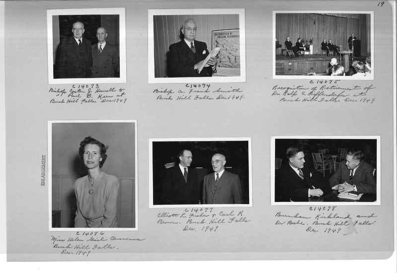 Mission Photograph Album - Portraits #07 Page 0019