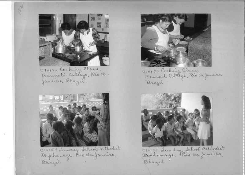 Misson Photograph Album - South America #8 page 0182