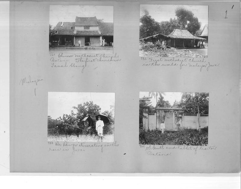 Mission Photograph Album - Malaysia #1 page 0001