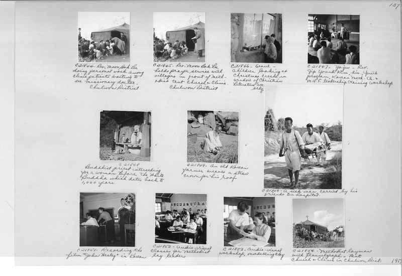 Mission Photograph Album - Korea #6 page 0137
