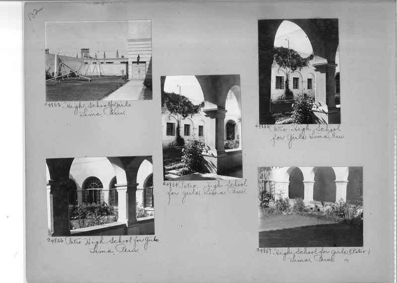 Misson Photograph Album - South America #8 page 0132