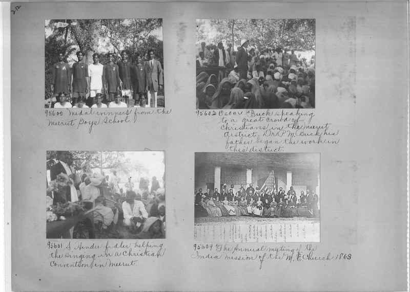 Mission Photograph Album - India #10 Page 0212
