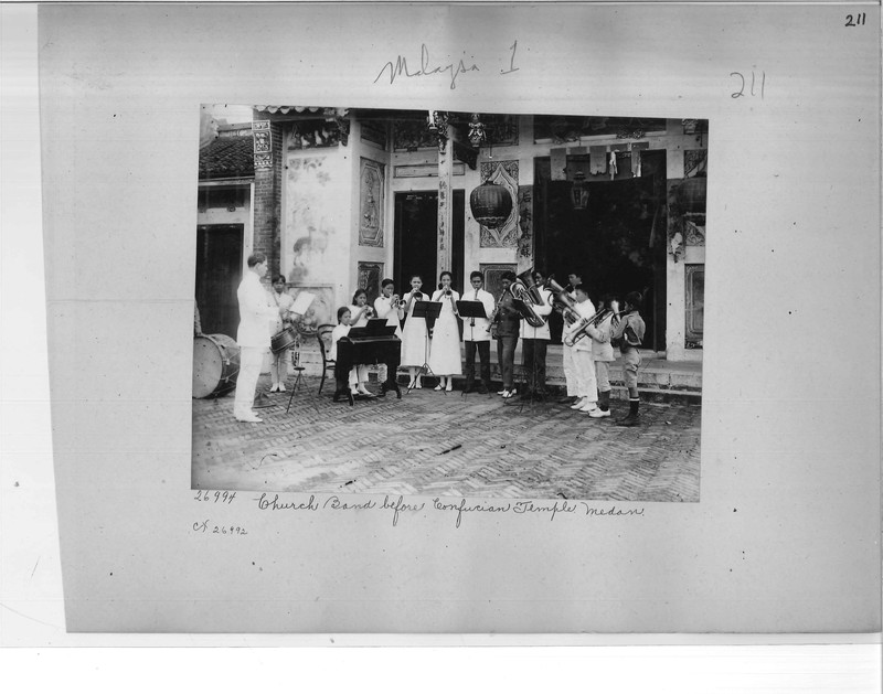 Mission Photograph Album - Malaysia #1 page 0211