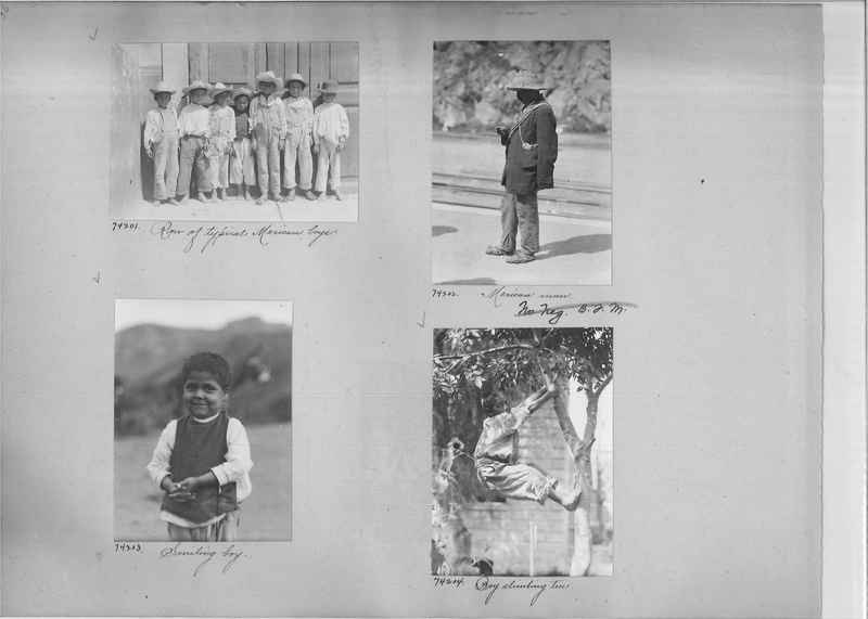 Mission Photograph Album - Mexico #05 page 0036