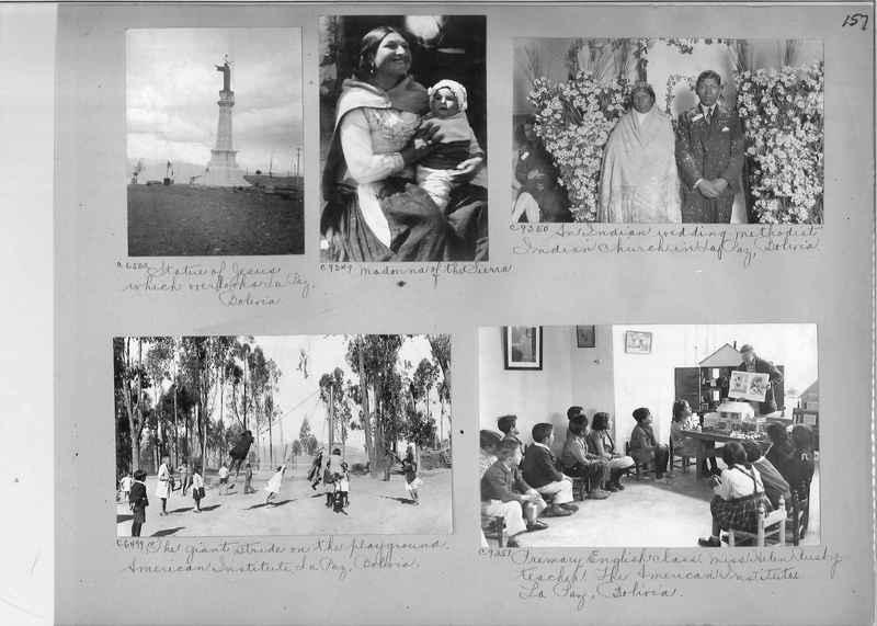 Misson Photograph Album - South America #8 page 0157