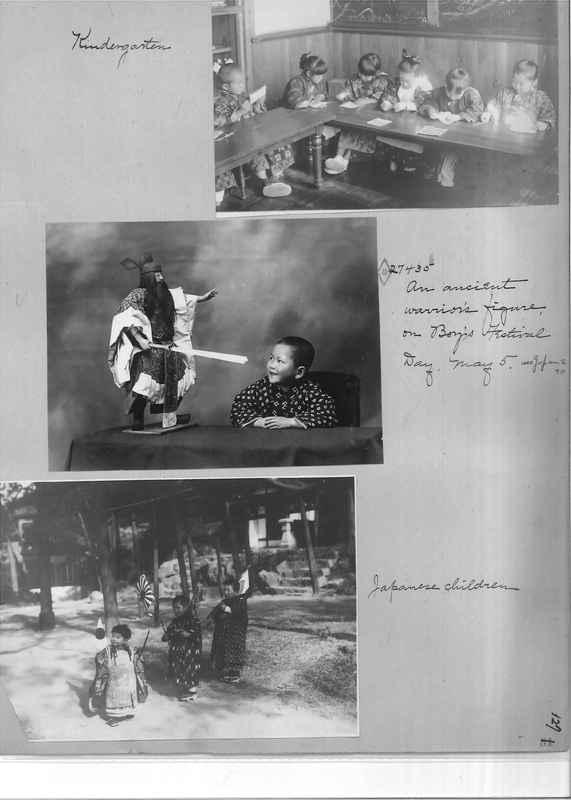Mission Photograph Album - Japan and Korea #01 Page 0127