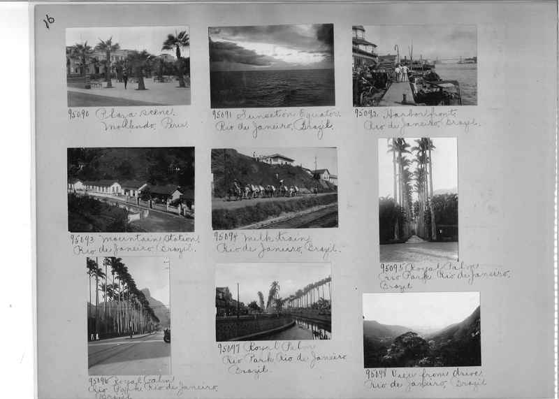 Misson Photograph Album - South America #8 page 0016