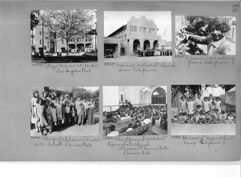Mission Photograph Album - Latin America #2 page 0051