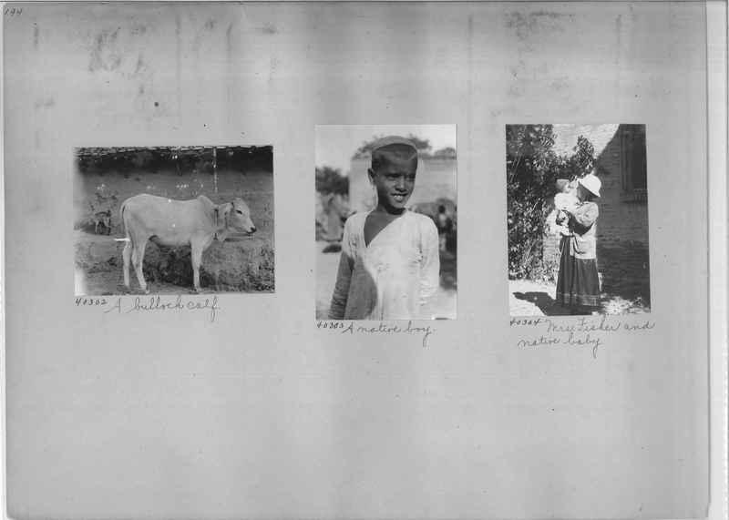 Mission Photograph Album - India #05_0194