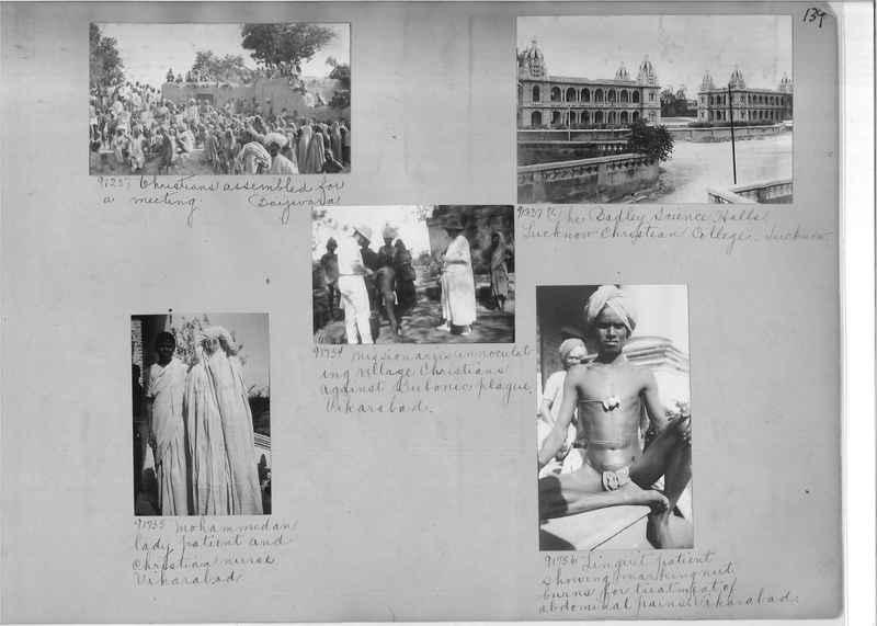 Mission Photograph Album - India #10 Page 0139