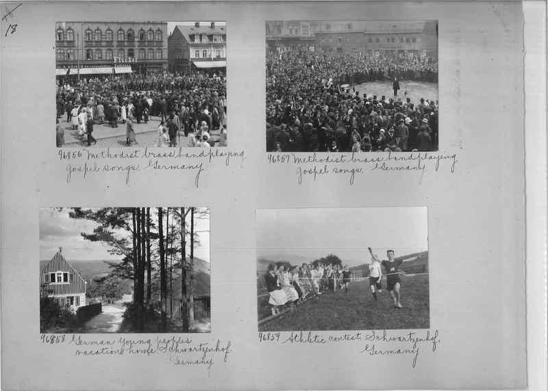 Mission Photograph Album - Europe #09 Page 0018