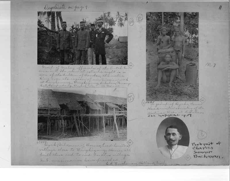 Mission Photograph Album - Malaysia O.P. #1 page 0011