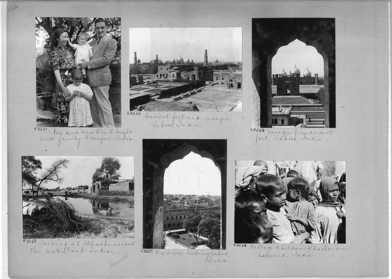 Mission Photograph Album - India #13 Page 0126