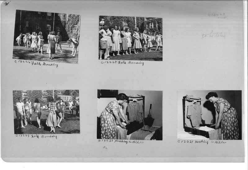 Mission Photograph Album - Portraits #13 Page 0032