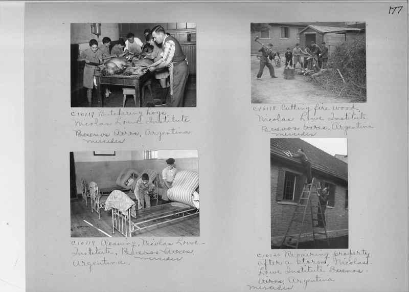 Misson Photograph Album - South America #8 page 0177