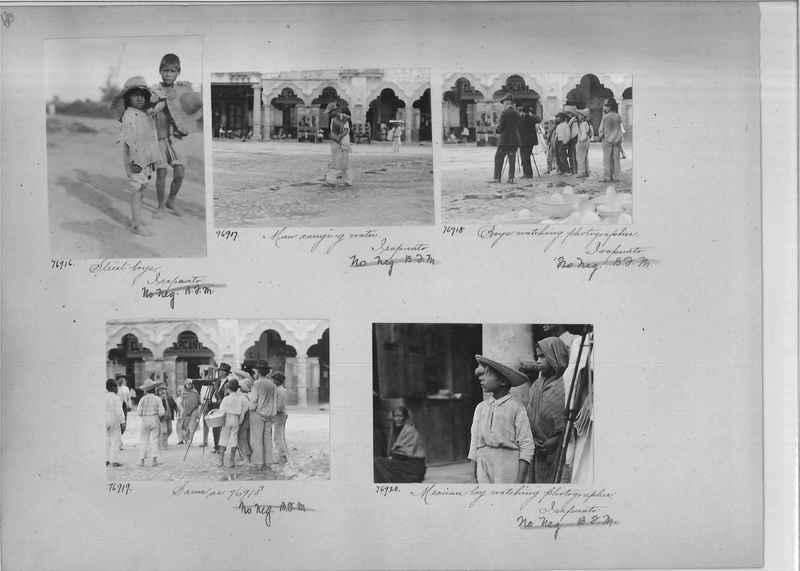 Mission Photograph Album - Mexico #05 page 0066