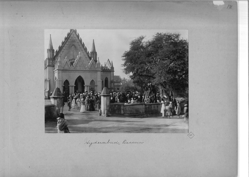 Mission Photograph Album - India - O.P. #02 Page 0171