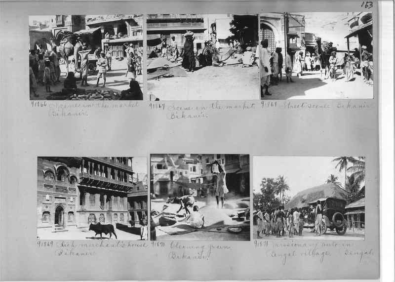 Mission Photograph Album - India #10 Page 0153