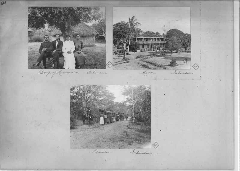 Mission Photograph Album - Africa O.P. #4 page 0136