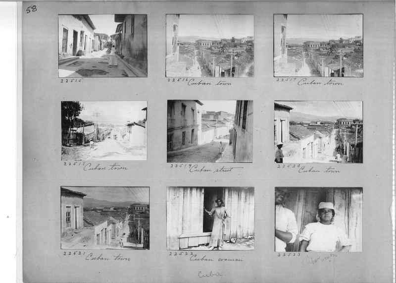 Mission Photograph Album - Panama #02 page 0058