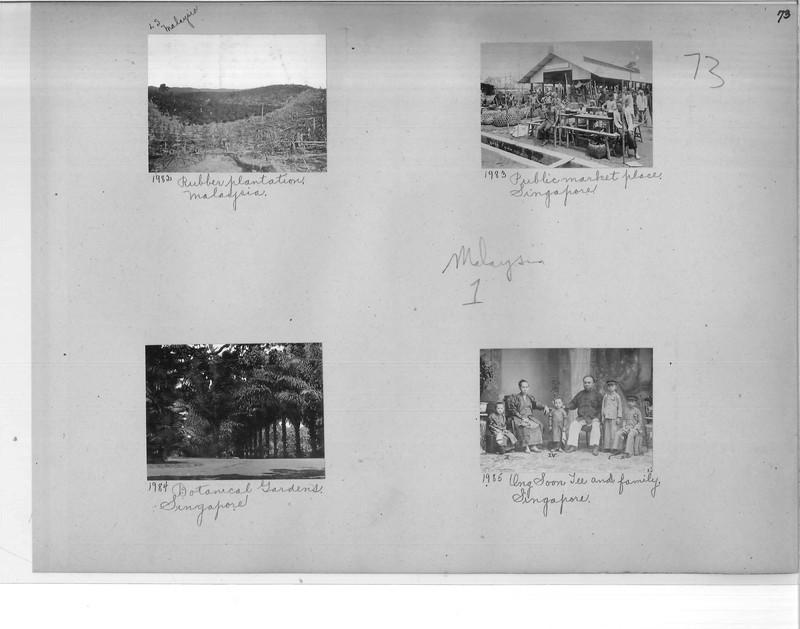 Mission Photograph Album - Malaysia #1 page 0073