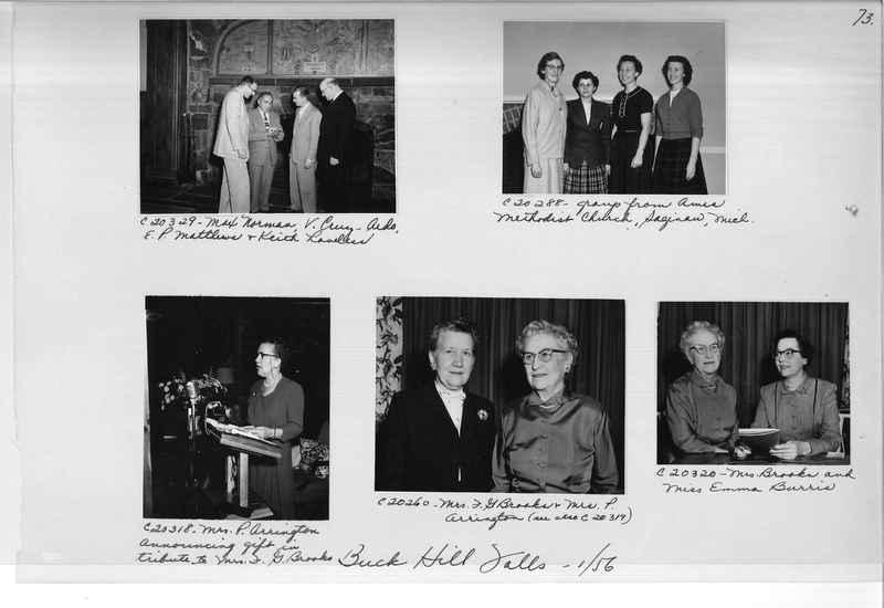 Mission Photograph Album - Portraits #09 Page 0073