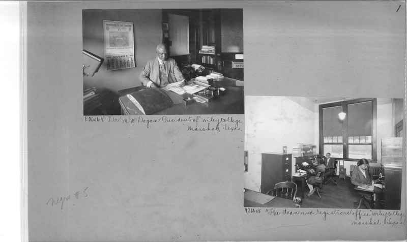 Mission Photograph Album - Negro #5 page 0001