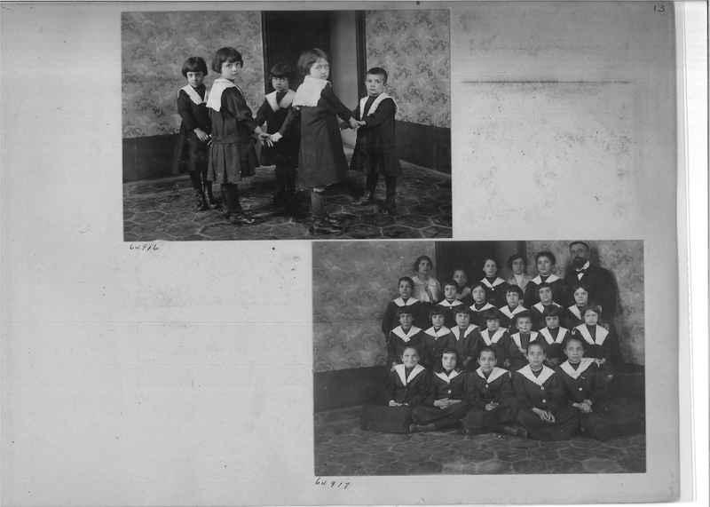 Mission Photograph Album - Europe #05 Page 0013