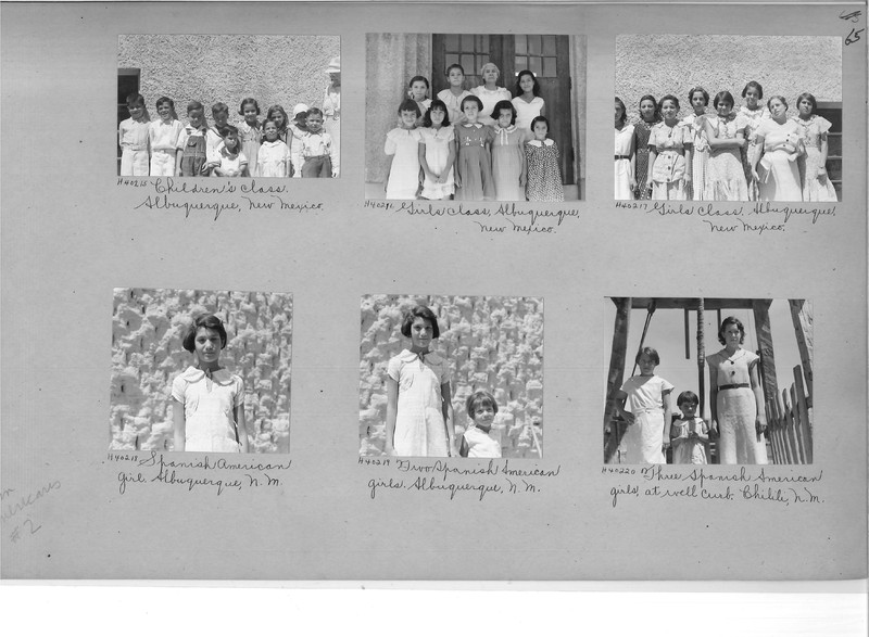 Mission Photograph Album - Latin America #2 page 0065