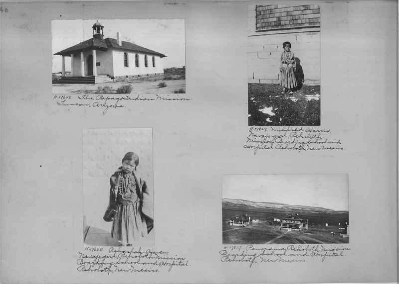 Mission Photograph Album - Indians #2 page_0046