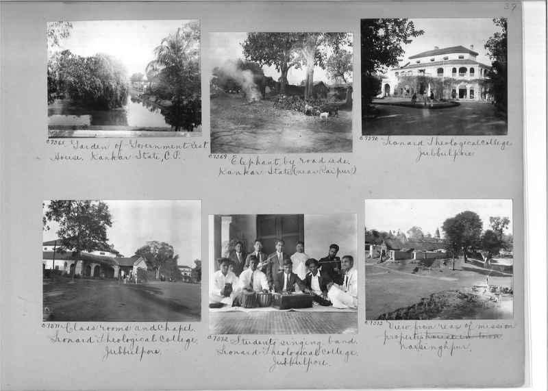 Mission Photograph Album - India #13 Page 0039