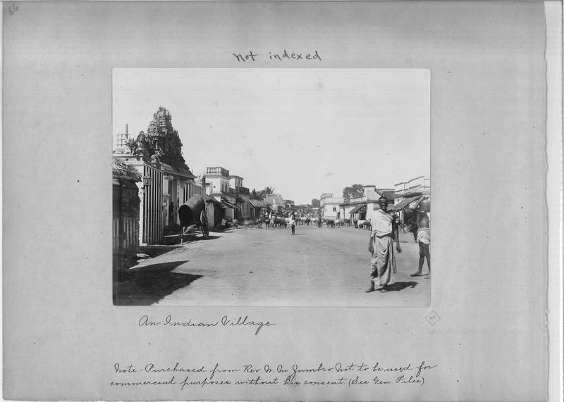 Mission Photograph Album - India - O.P. #02 Page 0066