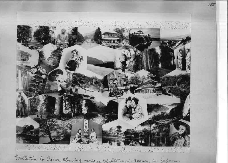 Mission Photograph Album - Japan and Korea #01 Page 0185