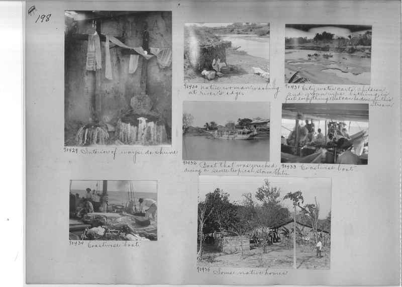 Mission Photograph Album - Panama #04 page 0198